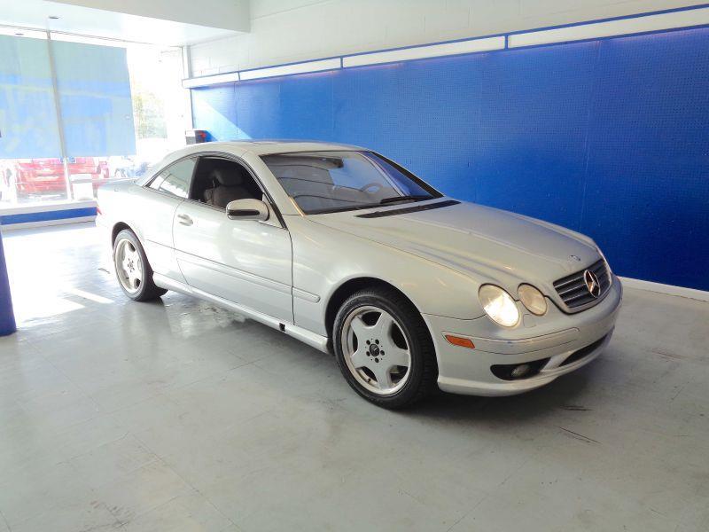 Mercedes benz cl class for sale in skokie il for 2001 mercedes benz cl500 for sale