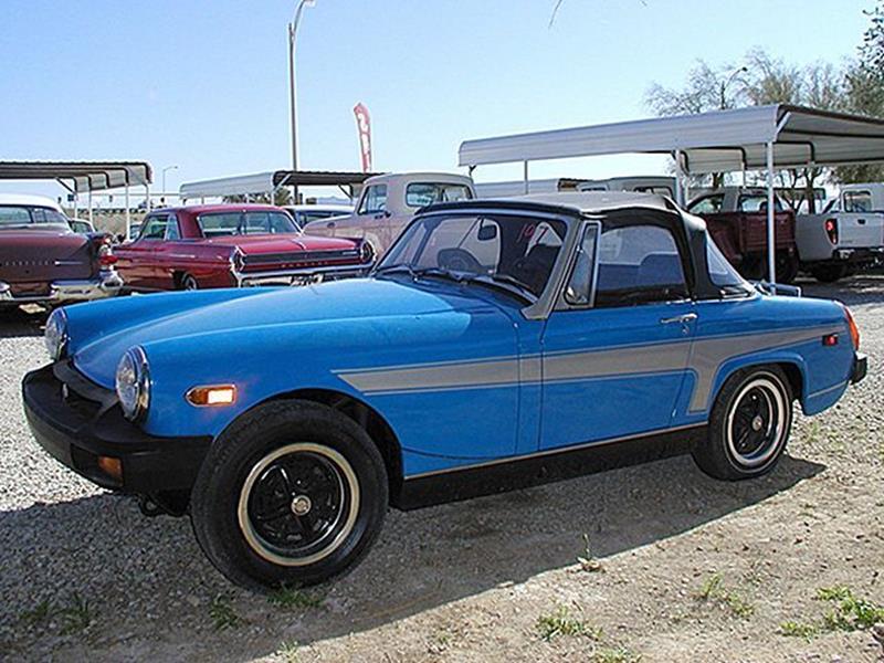 1978 MG Midget for sale in Quartzsite, AZ