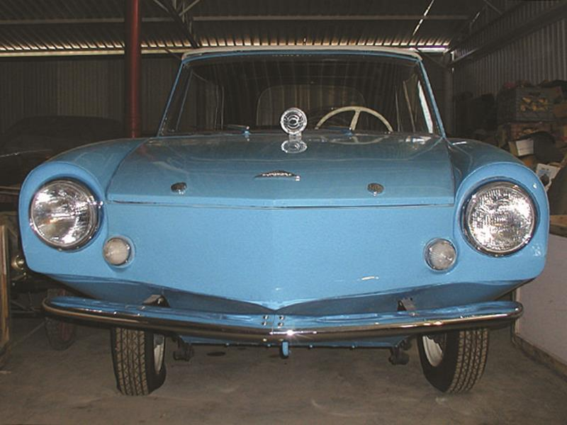 1965 Amphicar Model 770