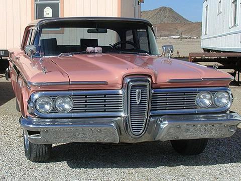 1959 Edsel RANGER For Sale In Quartzsite AZ