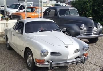 1973 Volkswagen Karmann Ghia for sale in Quartzsite, AZ