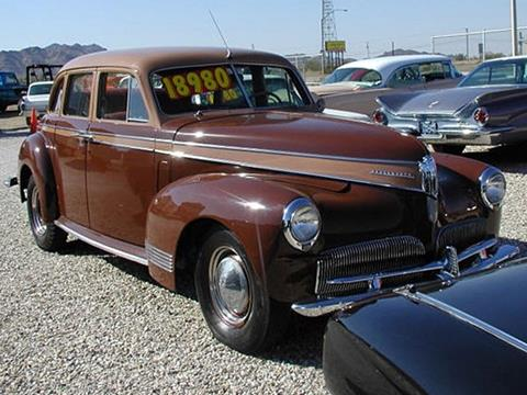 1941 Studebaker n/a for sale in Quartzsite, AZ
