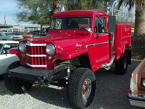 1963 Jeep Grand Cherokee for sale in Quartzsite, AZ