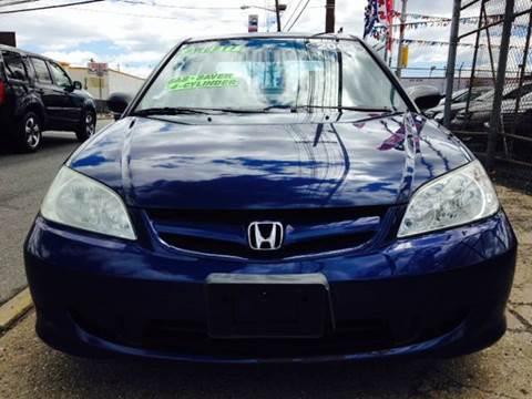 2004 Honda Civic for sale in Irvington, NJ