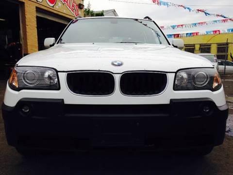 2004 BMW X3 for sale in Irvington, NJ