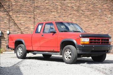 Pull A Part Knoxville Tn >> 1995 Dodge Dakota For Sale - Carsforsale.com