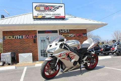 2006 Kawasaki ZX636C6F