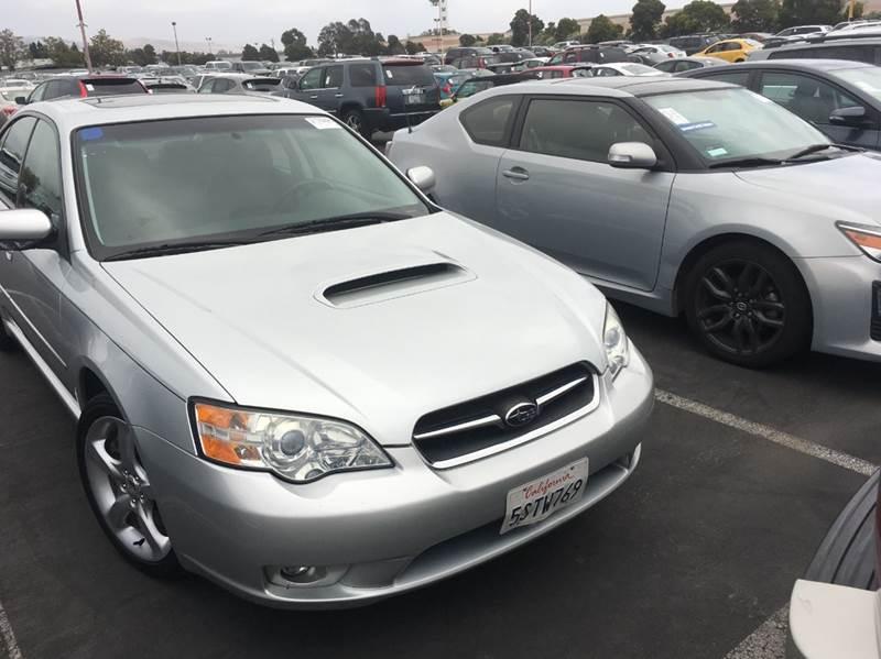 2006 Subaru Legacy AWD 2.5 GT Limited 4dr Sedan w/Black Int. (2.5L H4 5A) - San Jose CA