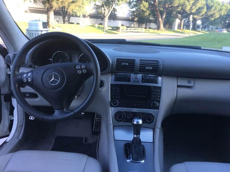 2005 Mercedes-Benz C-Class C 230 Kompressor 4dr Sedan - San Jose CA