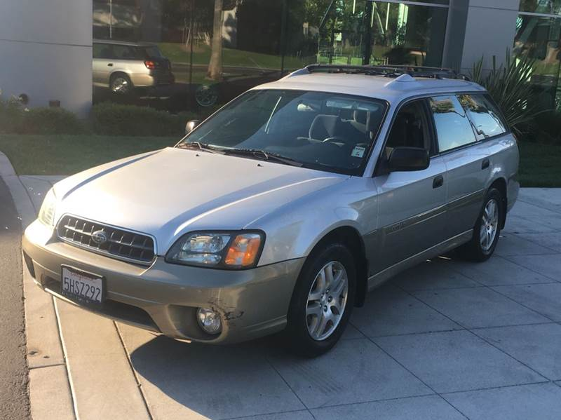 2004 Subaru Outback Base AWD 4dr Wagon - San Jose CA