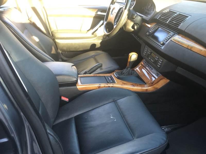 2003 BMW X5 AWD 3.0i 4dr SUV - San Jose CA