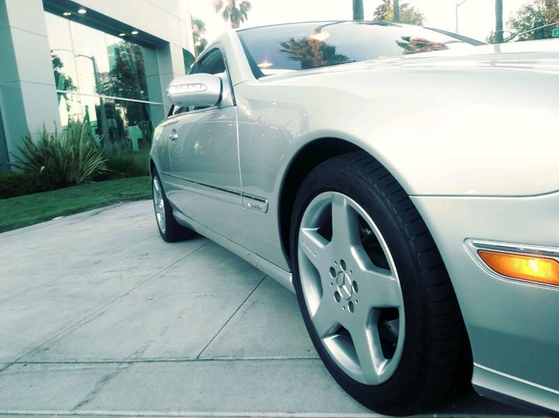 2003 Mercedes-Benz CL-Class CL 600 2dr Coupe - San Jose CA