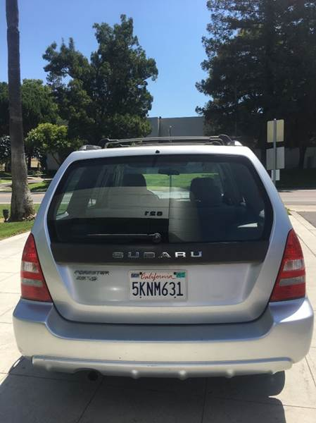 2005 Subaru Forester XS AWD 4dr Wagon - San Jose CA