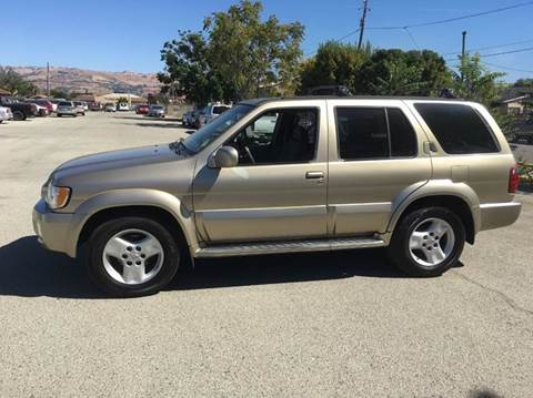 2003 Infiniti QX4 for sale in San Jose, CA