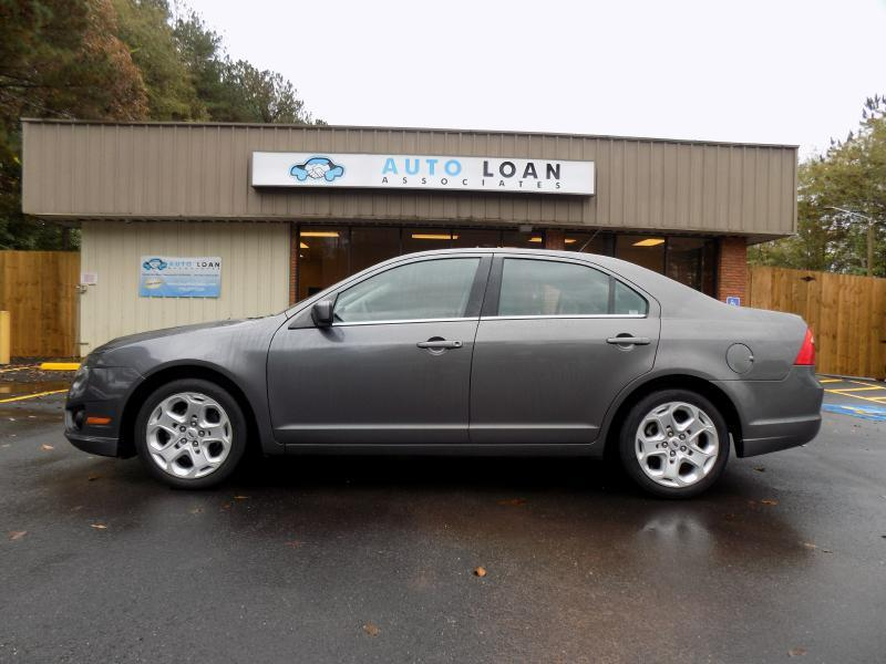 2011 FORD FUSION SE 4DR SEDAN grey air conditioning power windows power locks power steering