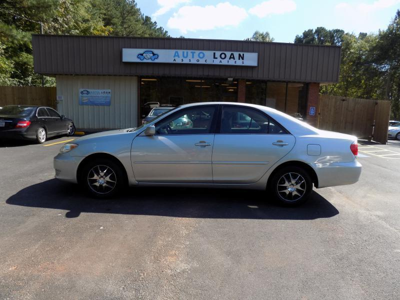 2006 TOYOTA CAMRY LE 4DR SEDAN WAUTOMATIC unspecified air conditioning power windows power loc