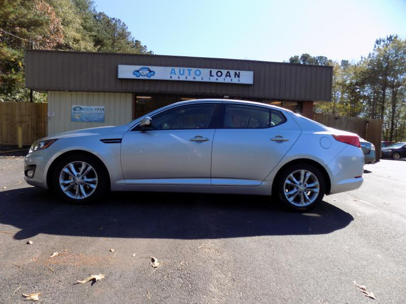 2013 KIA OPTIMA LX 4DR SEDAN silver air conditioning power windows power locks power steering