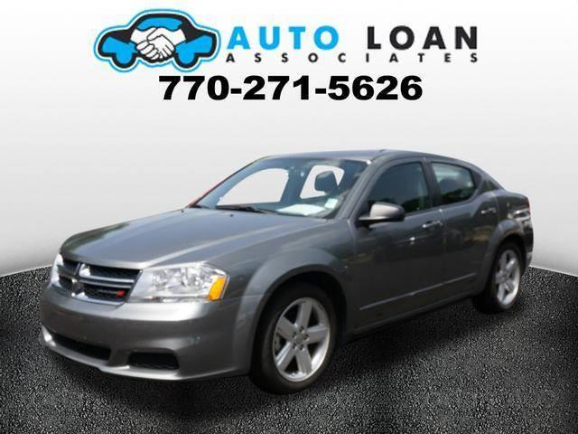 2013 DODGE AVENGER SE 4DR SEDAN grey air conditioning power windows power locks power steering
