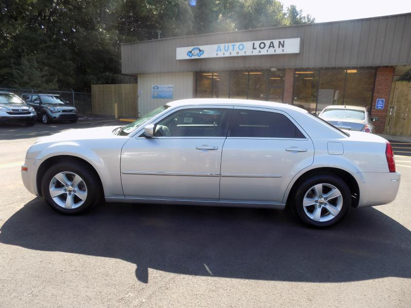 2009 CHRYSLER 300 TOURING 4DR SEDAN silver stability control electroniccrumple zones front and