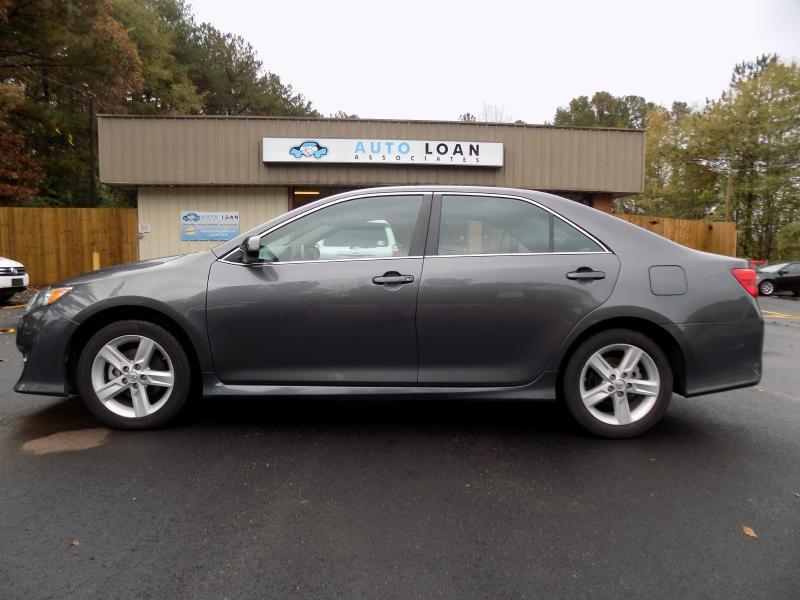 2013 TOYOTA CAMRY BASE gray air conditioning power windows power locks power steering tilt wh