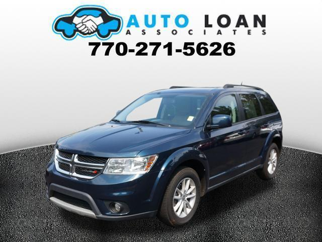 2013 DODGE JOURNEY SXT 4DR SUV blue roll stability controlmulti-function displaycrumple zones