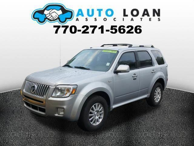 2009 MERCURY MARINER PREMIER I4 4DR SUV gray sync - satellite communicationsroll stability contr