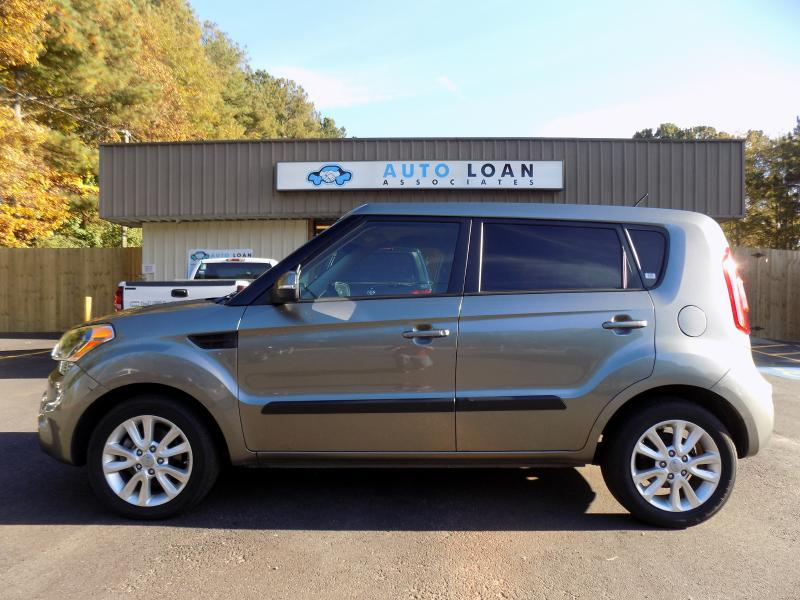 2013 KIA SOUL  4DR WAGON 6A silver air conditioning power windows power locks power steering