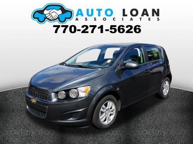 2013 CHEVROLET SONIC LT AUTO 4DR HATCHBACK W 1SD dk gray roll stability controlphone wireless