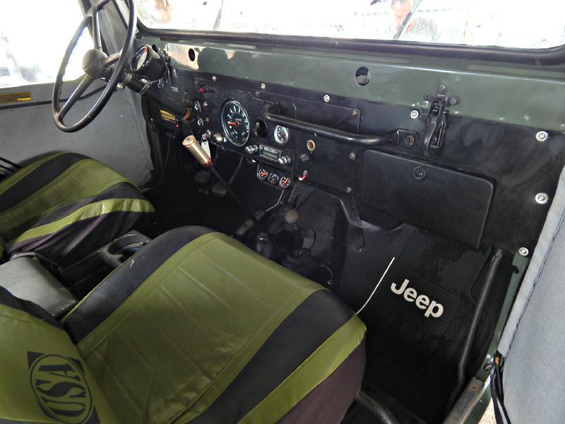 1975 Jeep CJ-5  - Slidell LA
