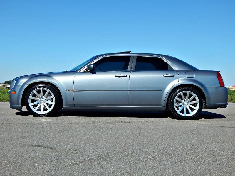2006 chrysler 300 srt 8 4dr sedan in slidell la kmg motors. Cars Review. Best American Auto & Cars Review