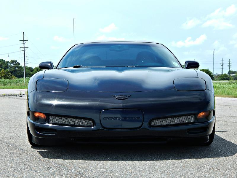 2001 Chevrolet Corvette Z06 2dr Coupe - Slidell LA
