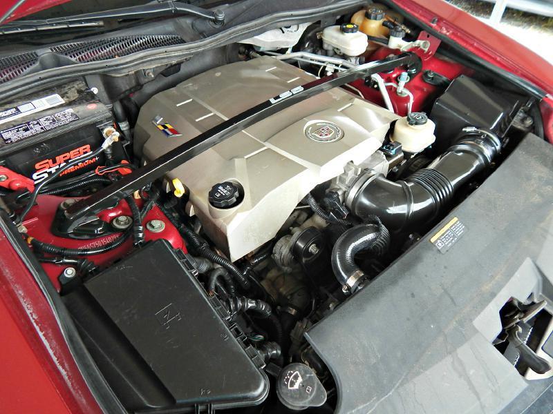 2005 Cadillac CTS-V 4dr Sedan - Slidell LA