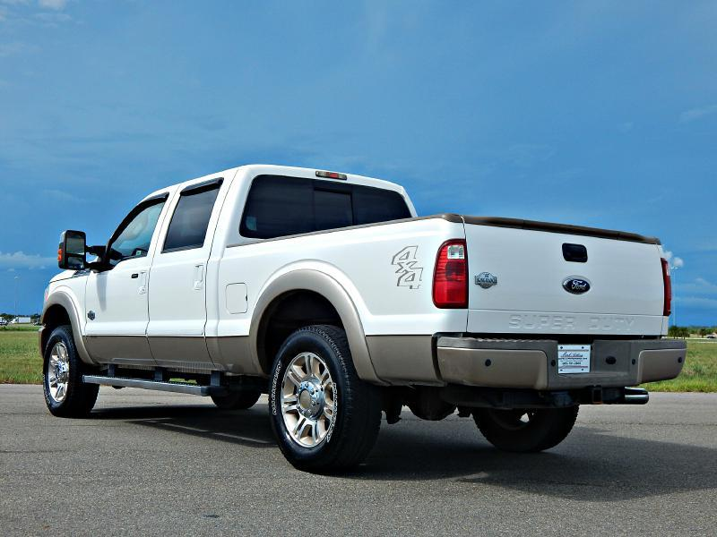 2011 Ford F-250 Super Duty SUPER DUTY - Slidell LA