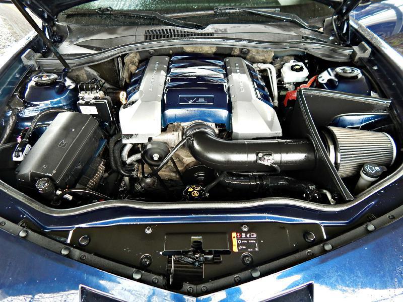 2011 Chevrolet Camaro SS 2dr Coupe w/2SS - Slidell LA