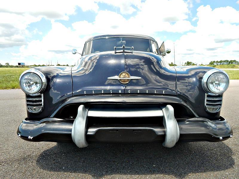 1950 Oldsmobile FUTURAMIC 98  - Slidell LA