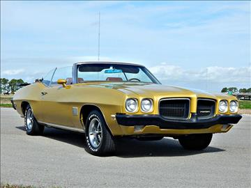 1971 Pontiac Le Mans for sale in Slidell, LA