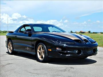 2001 pontiac firebird trans am for sale. Black Bedroom Furniture Sets. Home Design Ideas