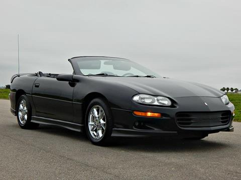 2002 Chevrolet Camaro for sale in Slidell, LA