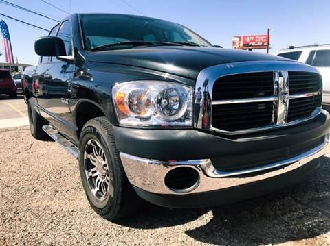 2008 Dodge Ram Pickup 1500 for sale in Las Vegas, NV