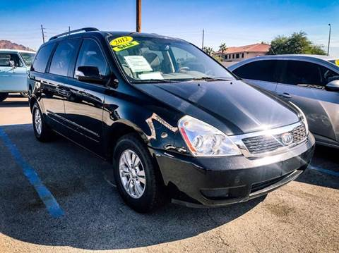 2012 Kia Sedona for sale in Las Vegas, NV