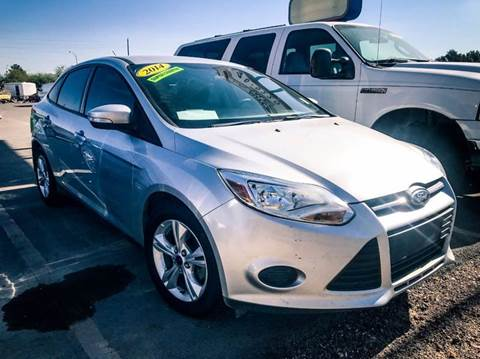 2014 Ford Focus for sale in Las Vegas, NV