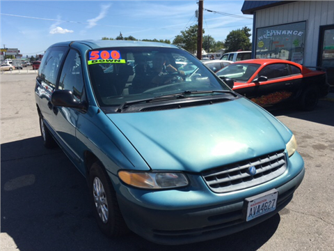 Plymouth Voyager For Sale - Carsforsale.com