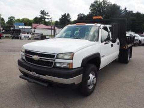 2007 Chevrolet Silverado 3500 Classic for sale in Columbiana OH