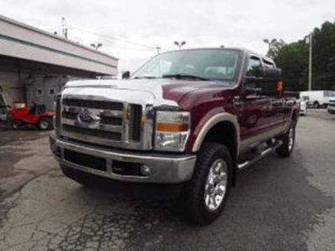 2008 Ford F-250 Super Duty for sale in Columbiana, OH