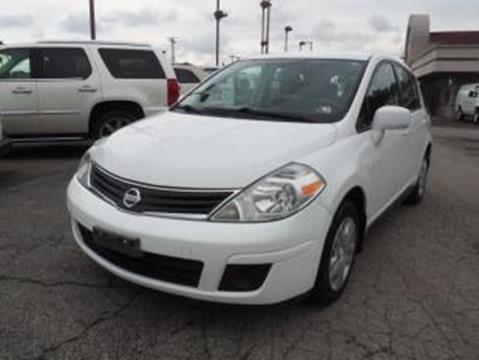 2011 Nissan Versa for sale in Columbiana, OH