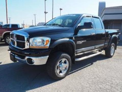 2006 Dodge Ram Pickup 2500 for sale in Columbiana OH