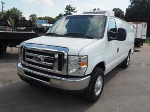 2014 Ford E-Series Cargo for sale in Columbiana OH