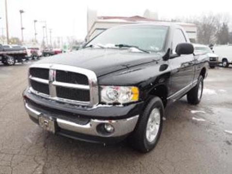 2005 Dodge Ram Pickup 1500 for sale in Columbiana OH