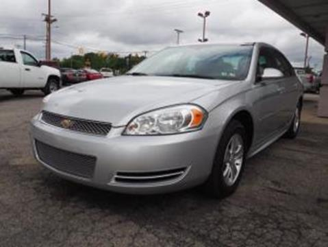 2012 Chevrolet Impala for sale in Columbiana, OH