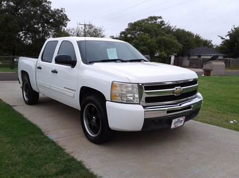 2009 Chevrolet Silverado 1500 for sale in Lubbock, TX